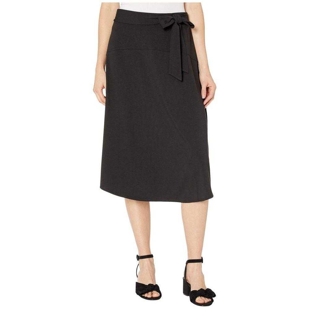 トミー バハマ Tommy Bahama レディース ひざ丈スカート スカート【Solid Tambour Midi Skirt】Black