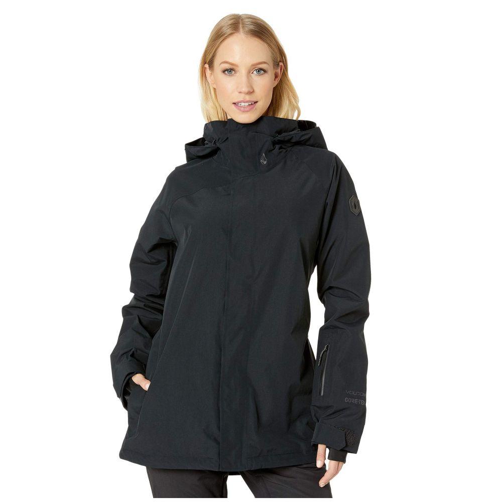 ボルコム Volcom Snow レディース ジャケット アウター【Leda GORE-TEX Jacket】Black