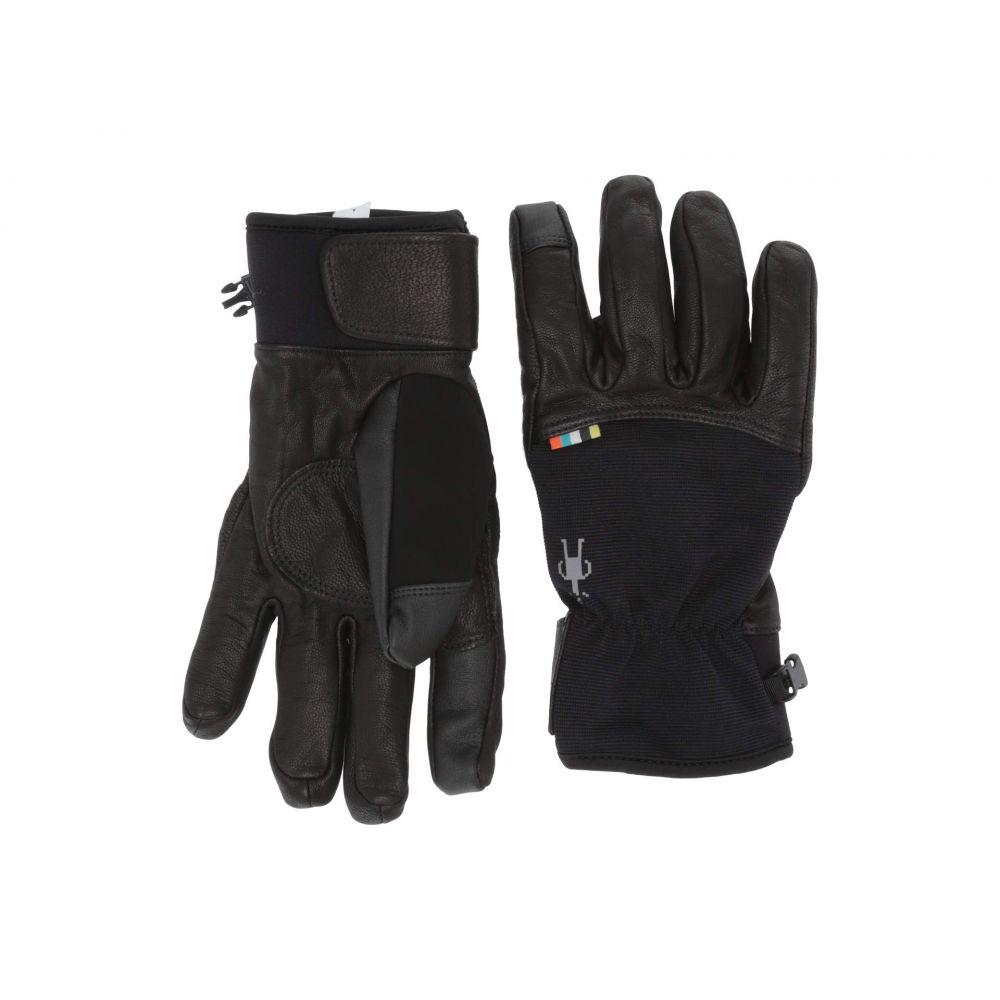 スマートウール Smartwool レディース スキー・スノーボード グローブ【Spring Gloves】Black