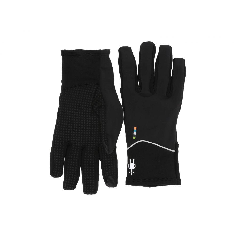 スマートウール Smartwool レディース フィットネス・トレーニング グローブ【Merino Sport Fleece Wind Training Gloves】Black