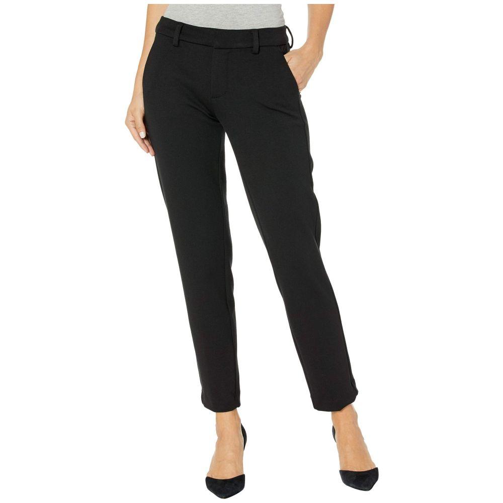 リバプール Liverpool レディース ボトムス・パンツ 【Kelsey Knit Trousers in Pique Stretch Knit】Black