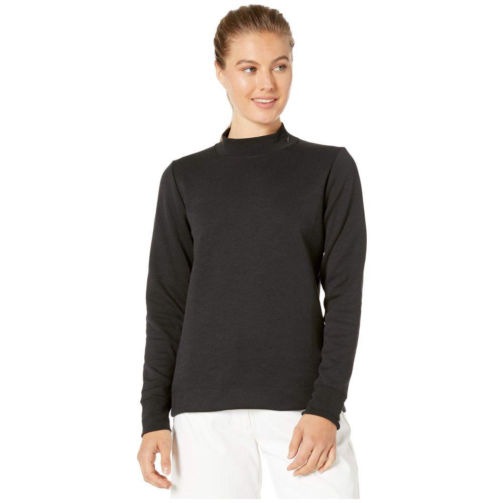 ナイキ Nike Golf レディース スウェット・トレーナー トップス【Dry UV FRWY Top Pullover】Black/Black