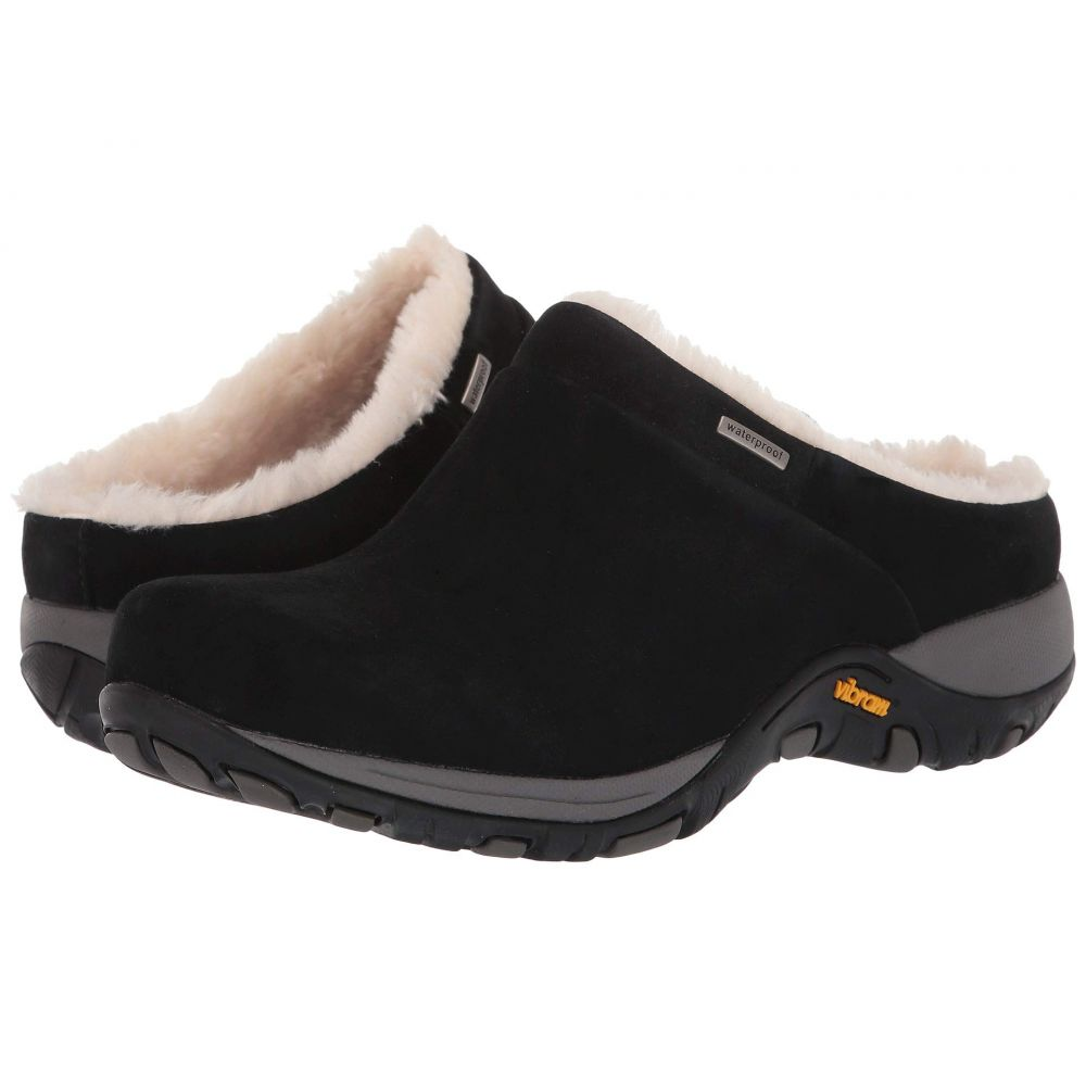 ダンスコ Dansko レディース サンダル・ミュール シューズ・靴【Parson】Black Suede