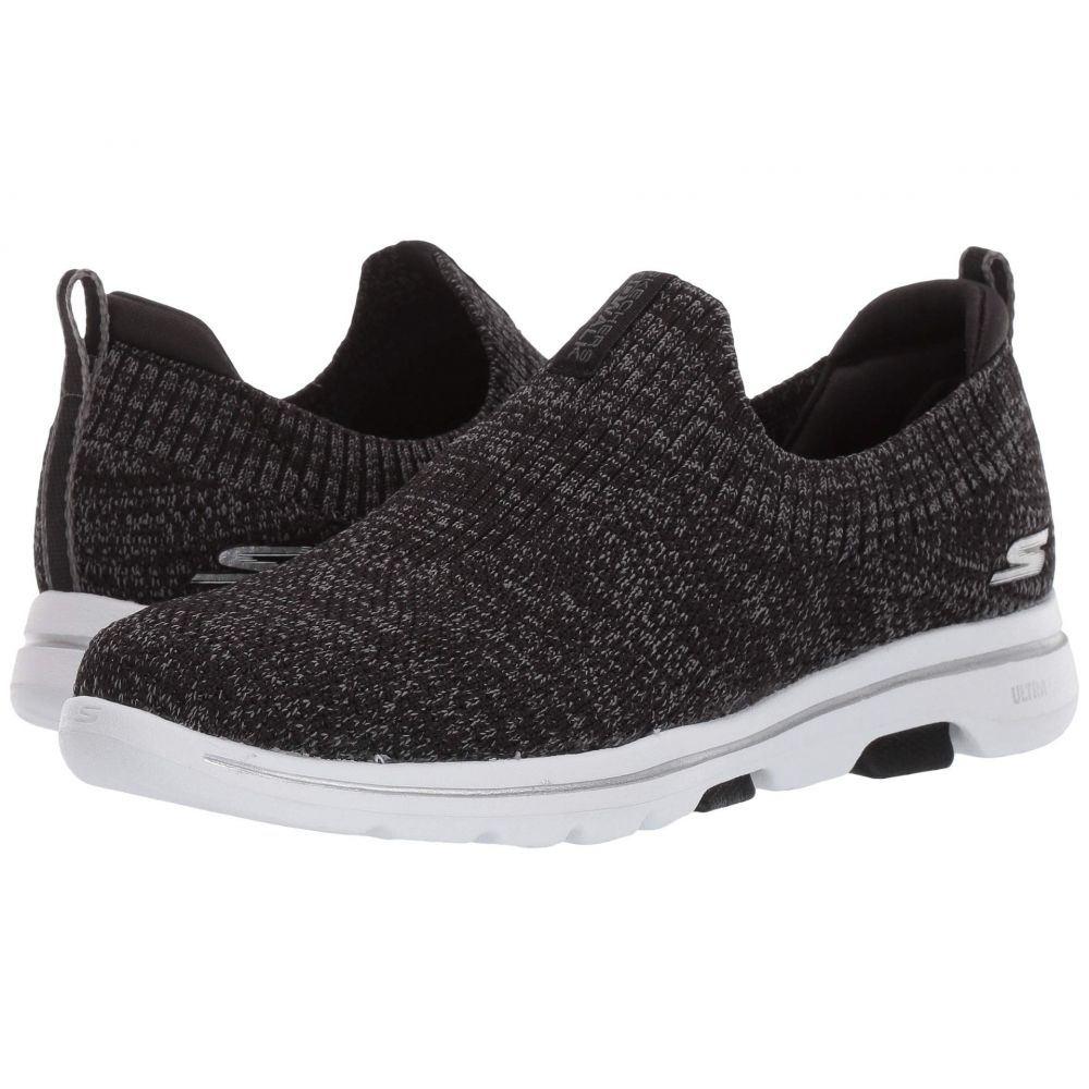 スケッチャーズ SKECHERS Performance レディース スニーカー シューズ・靴【Go Walk 5 - 15952】Black/Gray