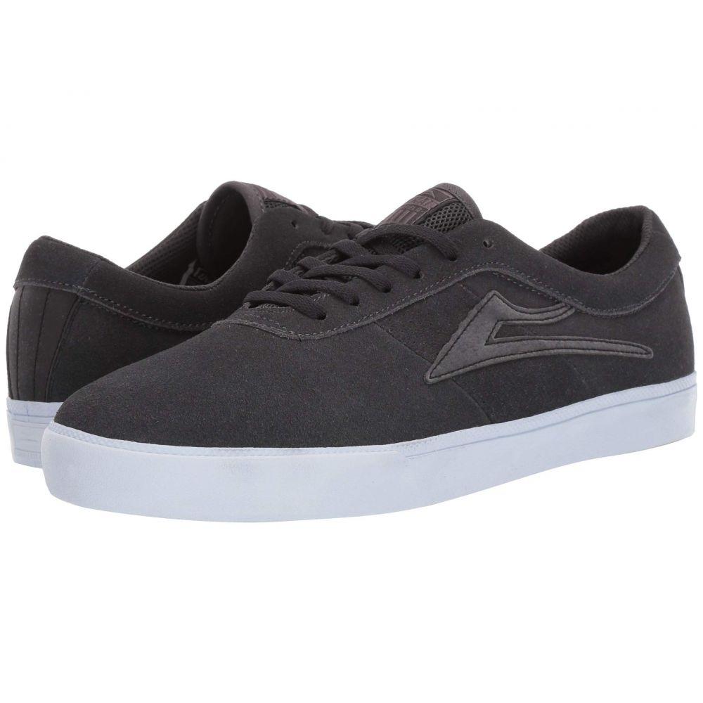 ラカイ Lakai メンズ スニーカー シューズ・靴【Sheffield】Charcoal Suede