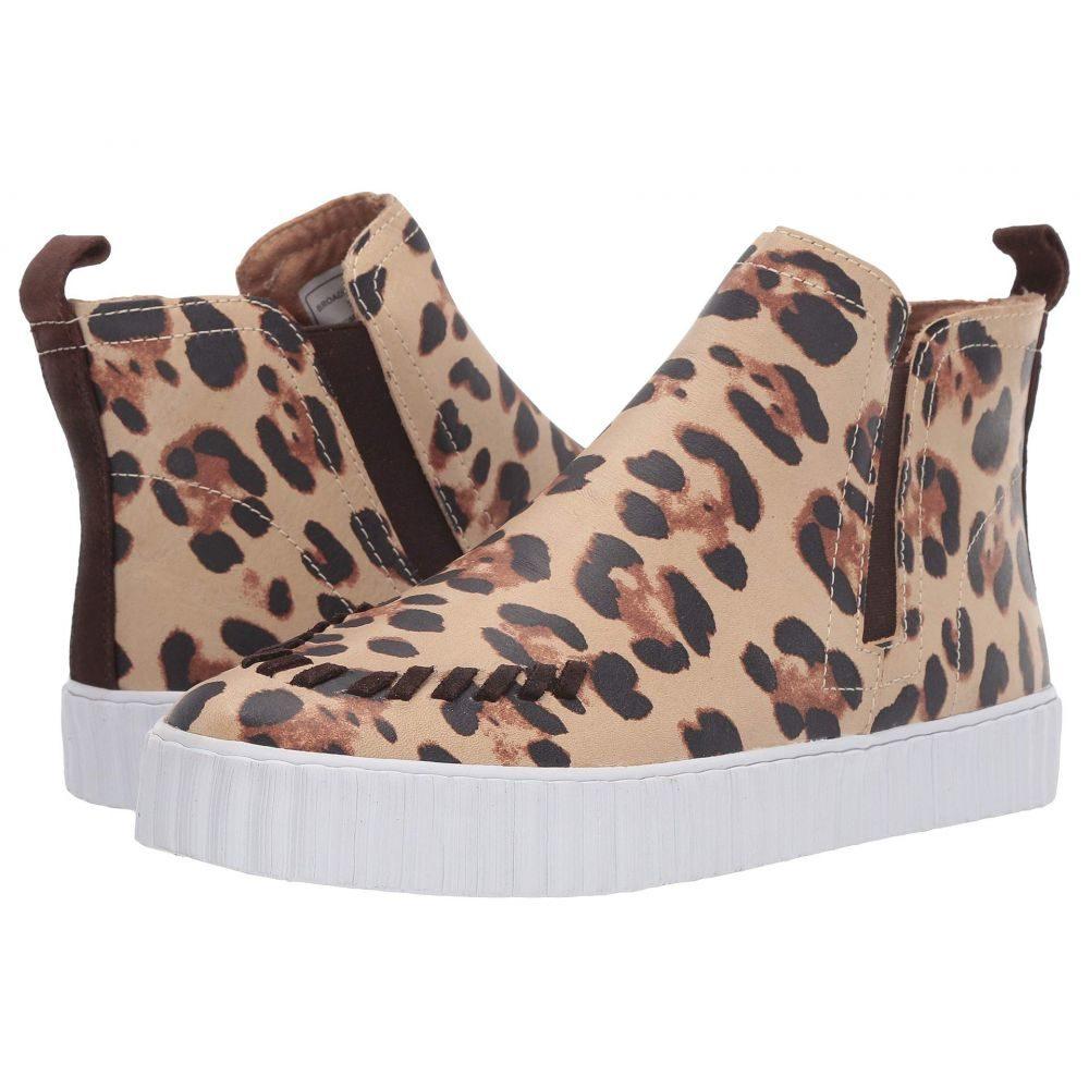 ジャスティン Justin レディース スニーカー シューズ・靴【Broadway】Cheetah Tan Print