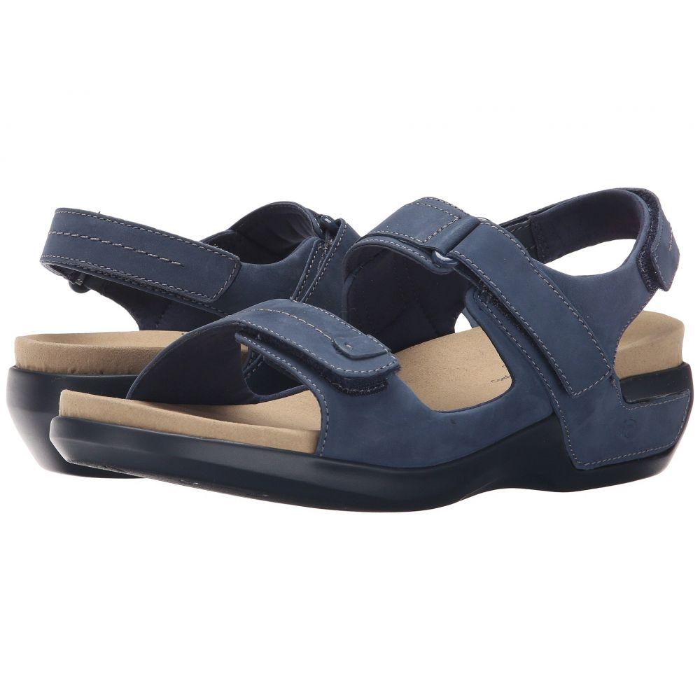 アラヴォン Aravon レディース サンダル・ミュール シューズ・靴【Katy】Navy