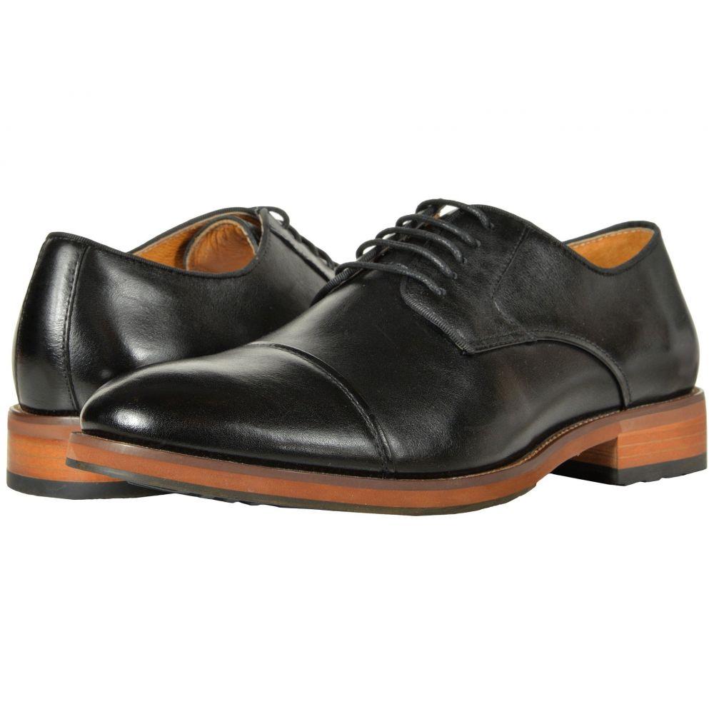 フローシャイム Florsheim メンズ 革靴・ビジネスシューズ シューズ・靴【Blaze Cap Toe Oxford】Black Smooth