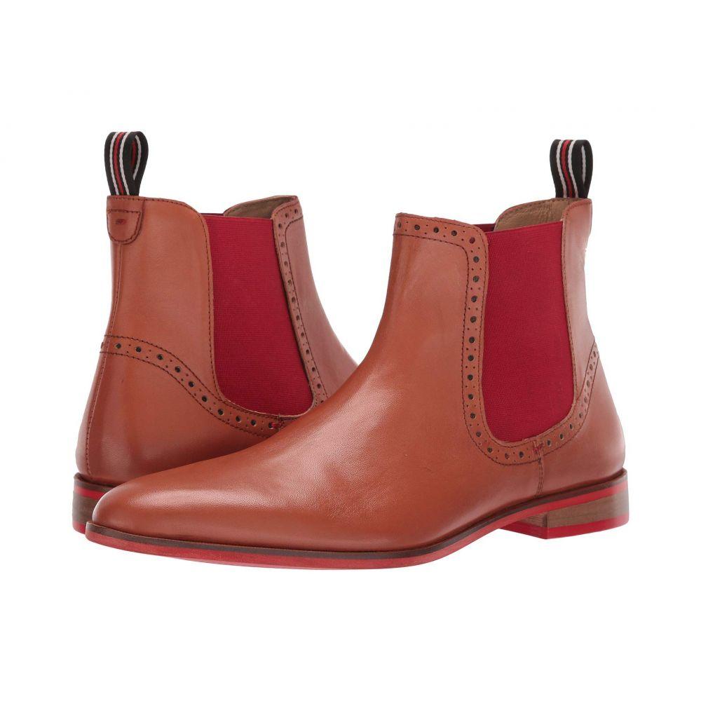カルロスサンタナ CARLOS by Carlos Santana メンズ ブーツ チェルシーブーツ シューズ・靴【Mantra Chelsea Boot】Cognac Calfskin Leather