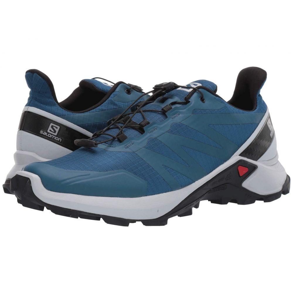 サロモン Salomon メンズ ランニング・ウォーキング シューズ・靴【Supercross】Poseidon/Pearl Blue/Black