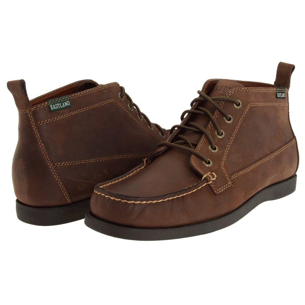 イーストランド Eastland 1955 Edition メンズ ブーツ シューズ・靴【Seneca】Bomber Brown