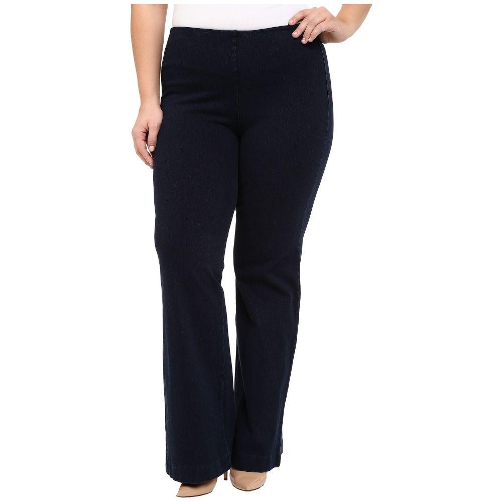 リセ Lysse レディース ジーンズ・デニム 大きいサイズ ボトムス・パンツ【Plus Size Denim Trousers】Indigo