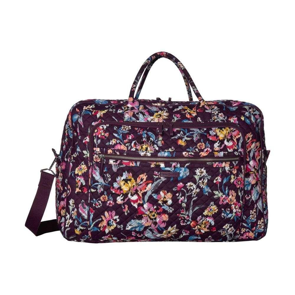 ヴェラ ブラッドリー Vera Bradley レディース ボストンバッグ・ダッフルバッグ バッグ【Iconic Grand Weekender Travel Bag】Indiana Rose