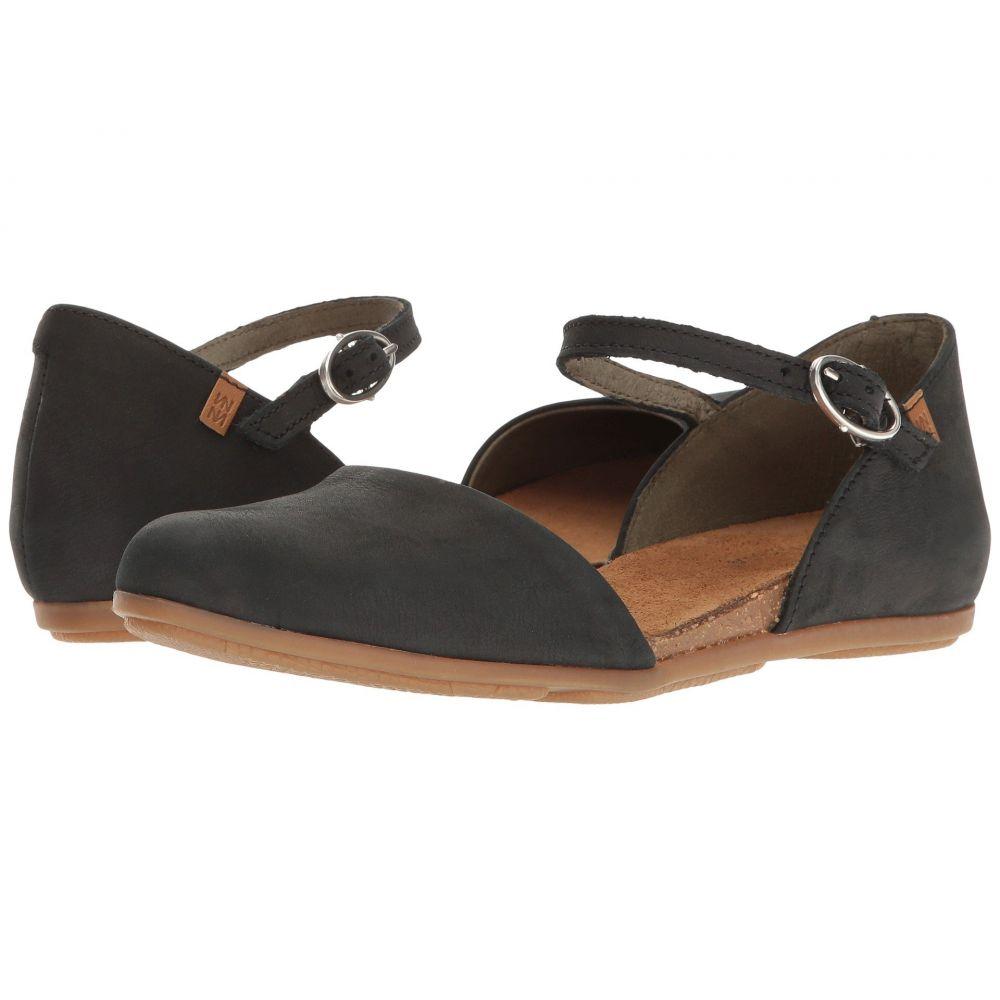 エル ナチュラリスタ El Naturalista レディース スリッポン・フラット シューズ・靴【Stella ND54】Black