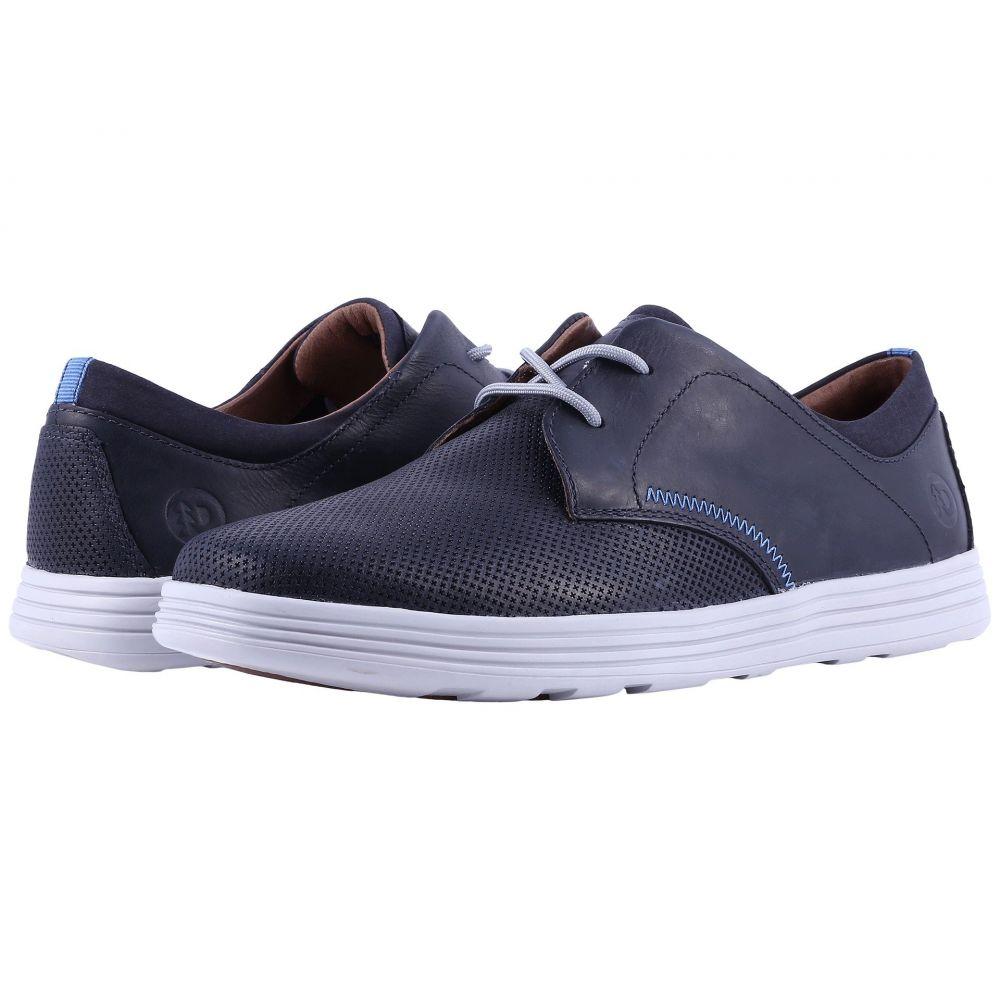 ダナム Dunham メンズ 革靴・ビジネスシューズ シューズ・靴【Colchester Oxford】Blue