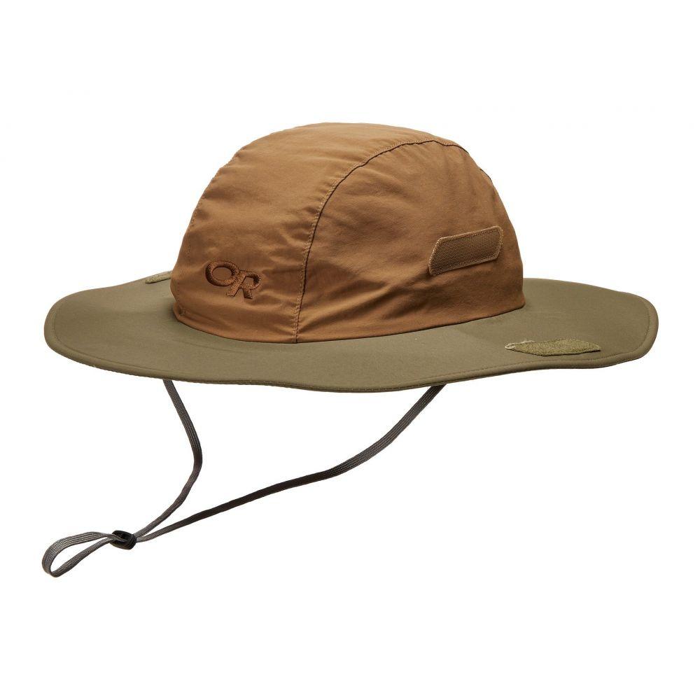 アウトドアリサーチ Outdoor Research レディース ハット ソンブレロ 帽子【Seattle Sun Sombrero】Coyote/Fatigue
