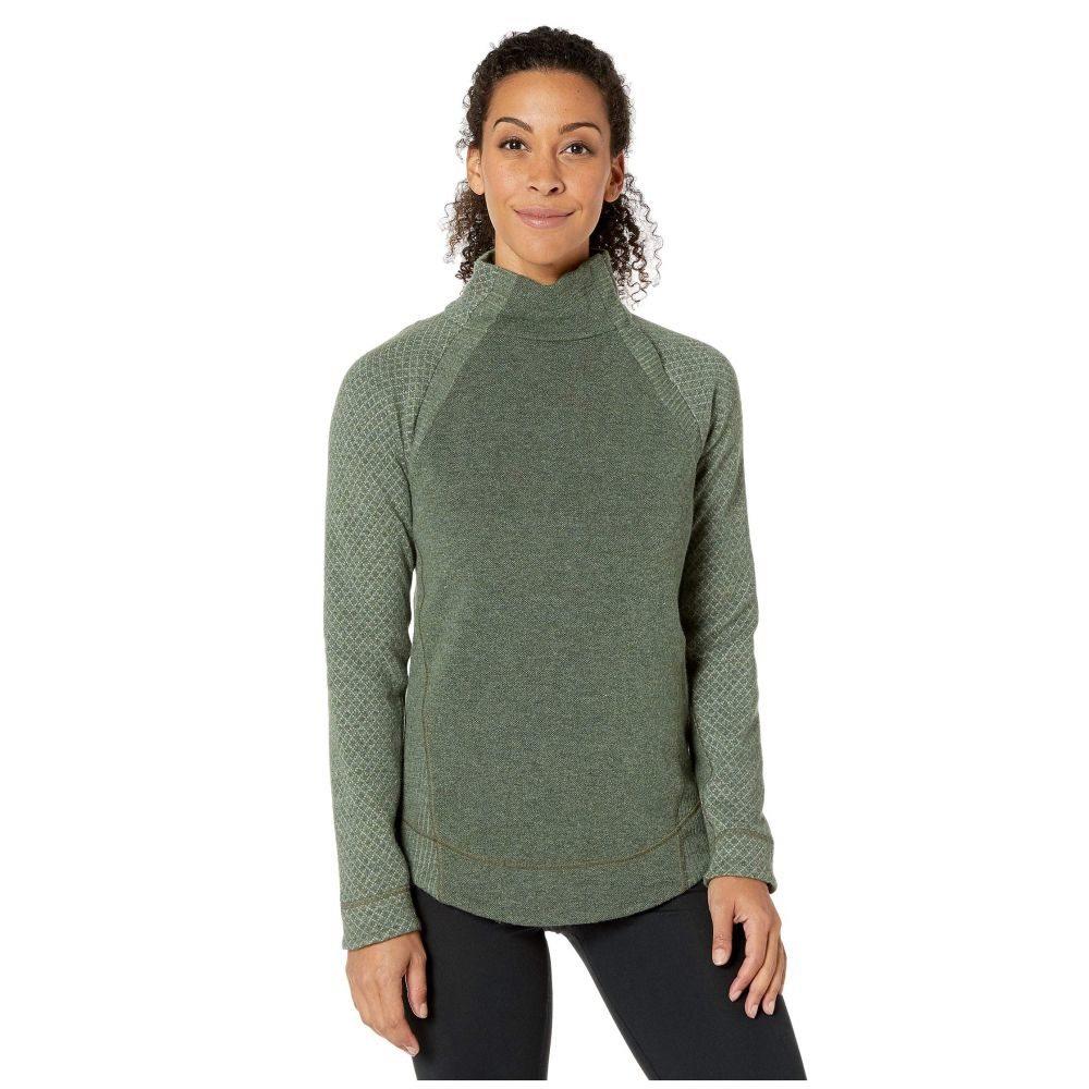 プラーナ Prana レディース ニット・セーター トップス【Brandie Sweater】Rye Green Heather