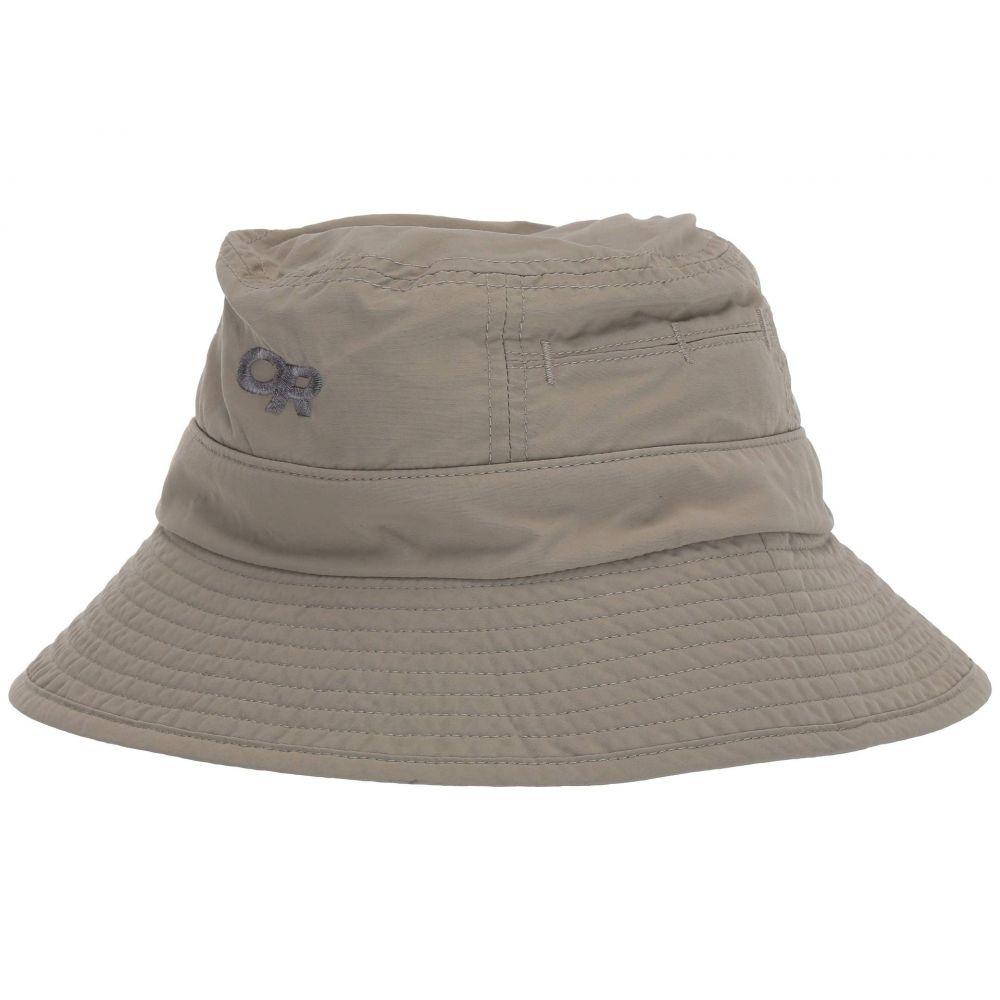 アウトドアリサーチ Outdoor Research レディース ハット 帽子【Bugout Sombriolet Sun Bucket】Khaki