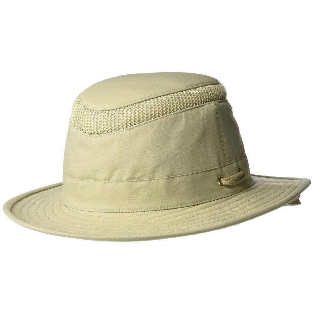 ティリー エンデュラブル Tilley Endurables レディース ハット 帽子【AIRFLO Medium Brim】Khaki/Olive