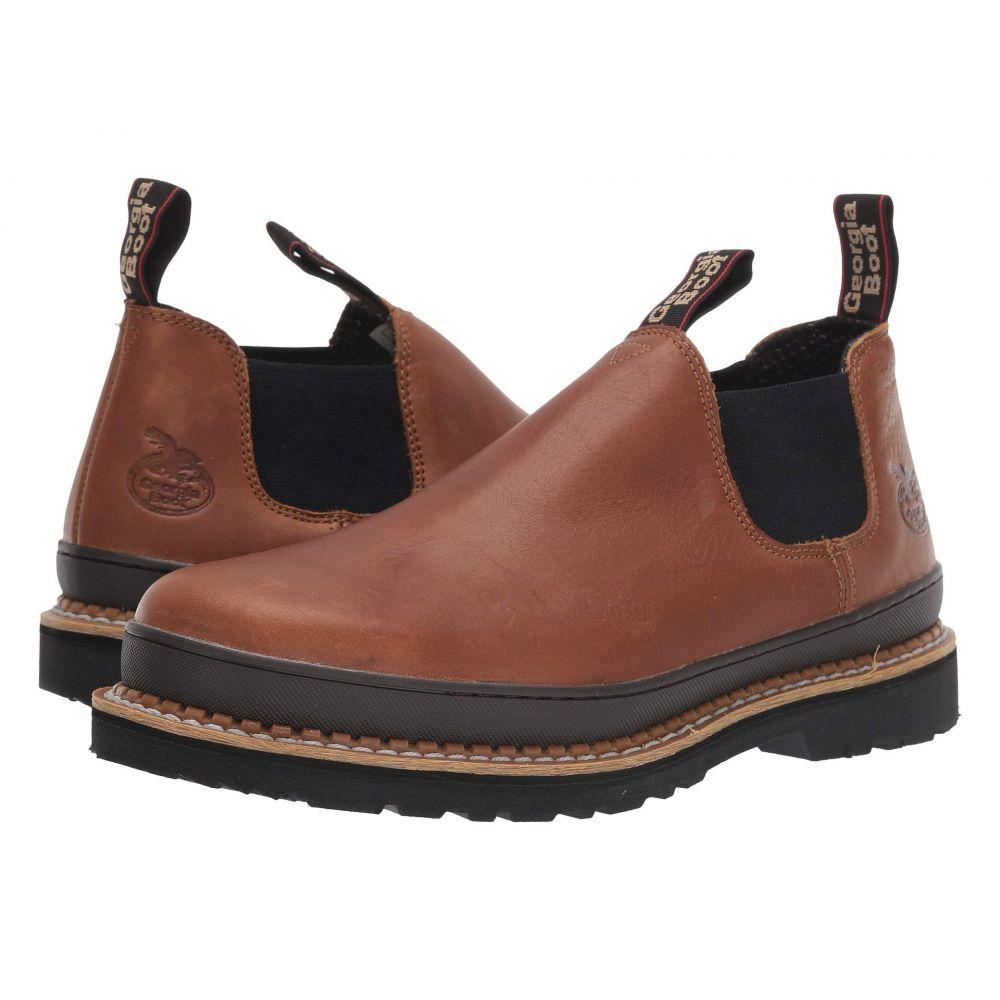 ジョージアブーツ Georgia Boot メンズ ブーツ シューズ・靴【Giant ReVamp Romeo Steel Toe】Brown