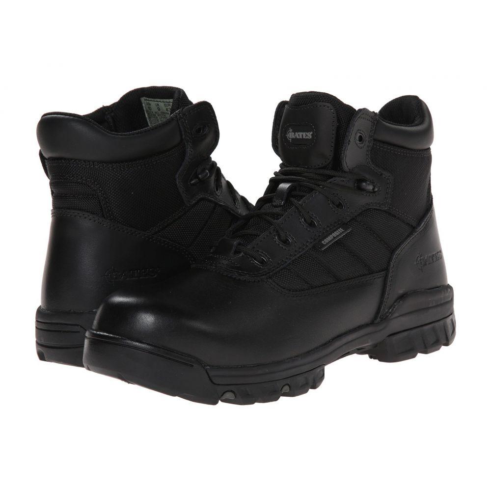 ベイツ Bates Footwear メンズ ブーツ シューズ・靴【5' Tactical Sport Composite Toe Side Zip】Black