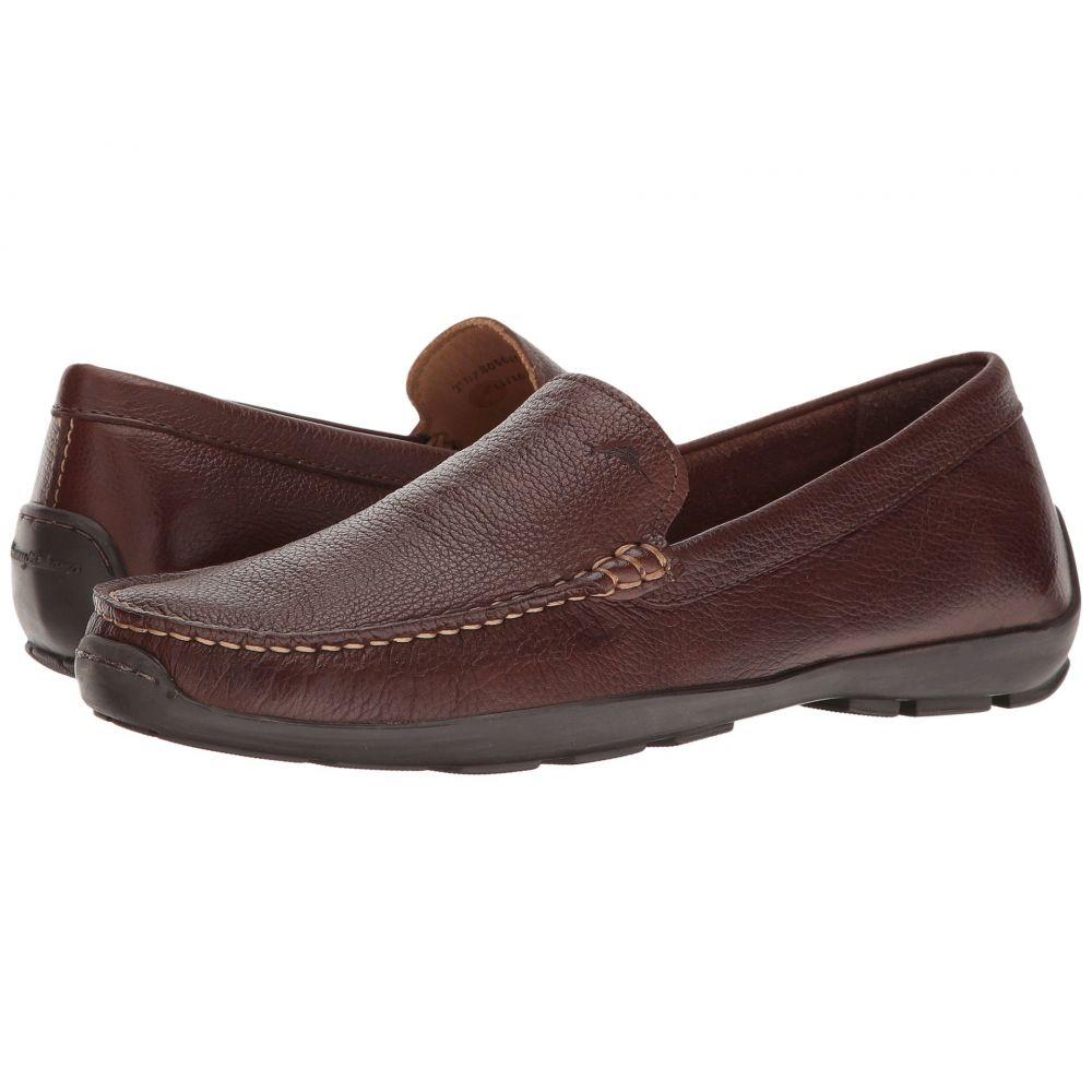 トミー バハマ Tommy Bahama メンズ ローファー シューズ・靴【Orion】Dark Brown