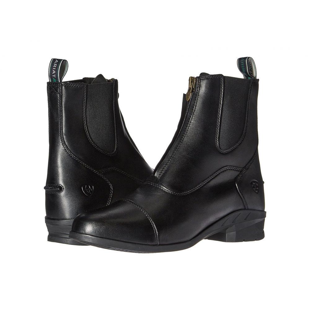アリアト Ariat レディース ハイキング・登山 シューズ・靴【Heritage IV Zip Paddock】Black