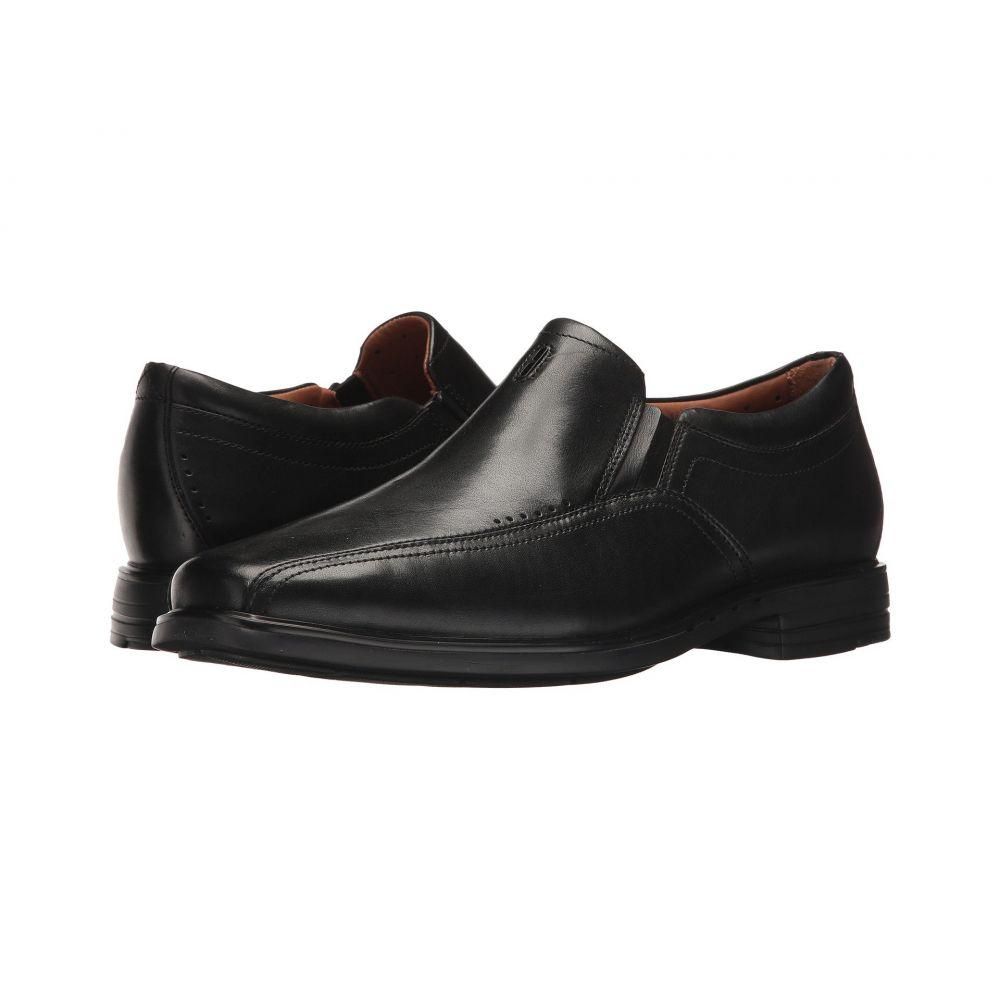 クラークス Clarks メンズ ローファー シューズ・靴【UnSheridan Go】Black Leather