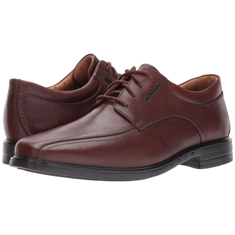 クラークス Clarks メンズ 革靴・ビジネスシューズ シューズ・靴【UnKenneth Way】Brown Leather