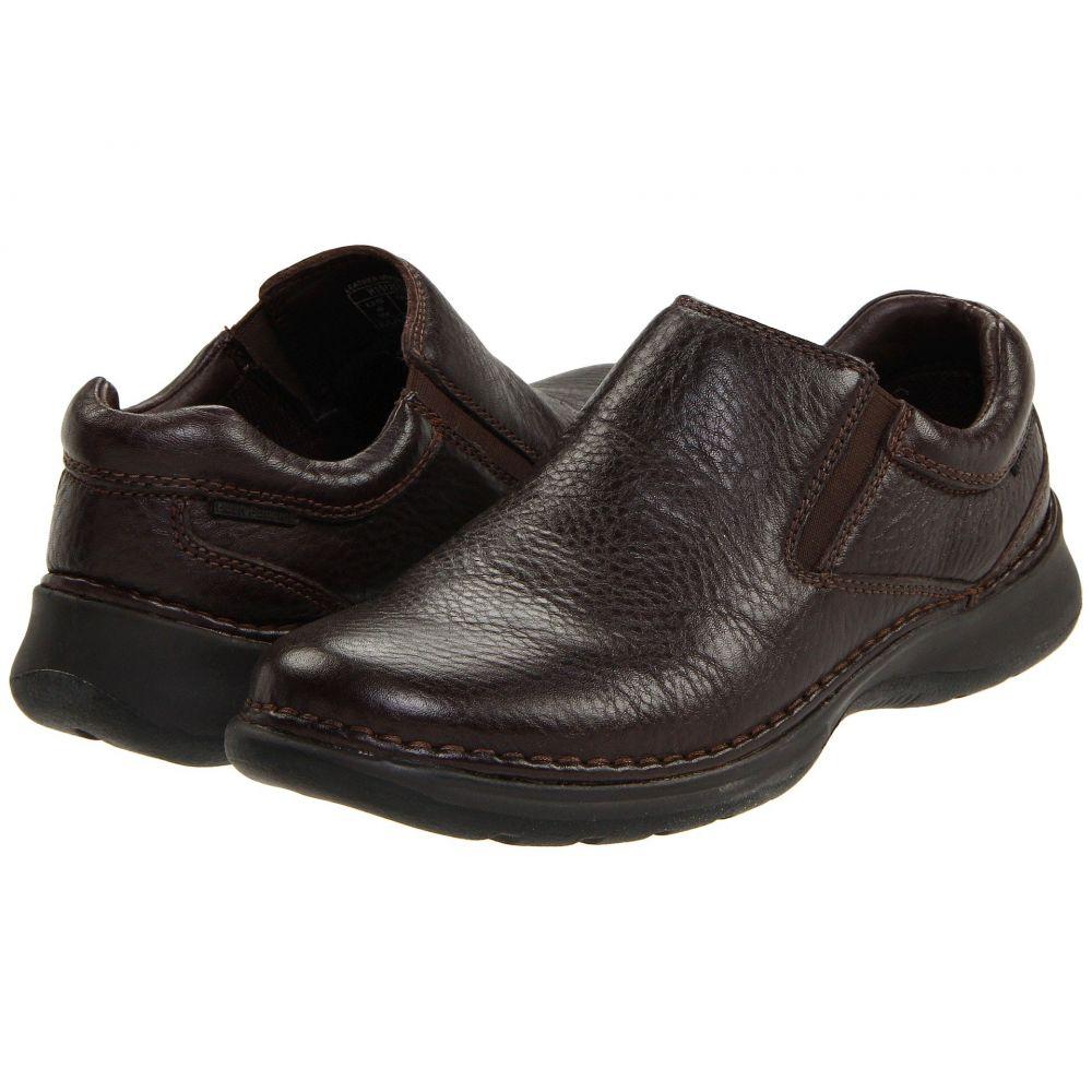 ハッシュパピー Hush Puppies メンズ ローファー シューズ・靴【Lunar II】Dark Brown Leather