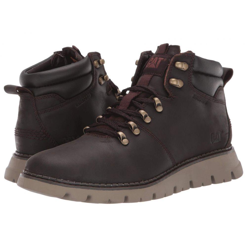 キャピタラー カジュアル Caterpillar Casual メンズ ブーツ シューズ・靴【Parameter Waterproof】Oiled Full Grain Leather