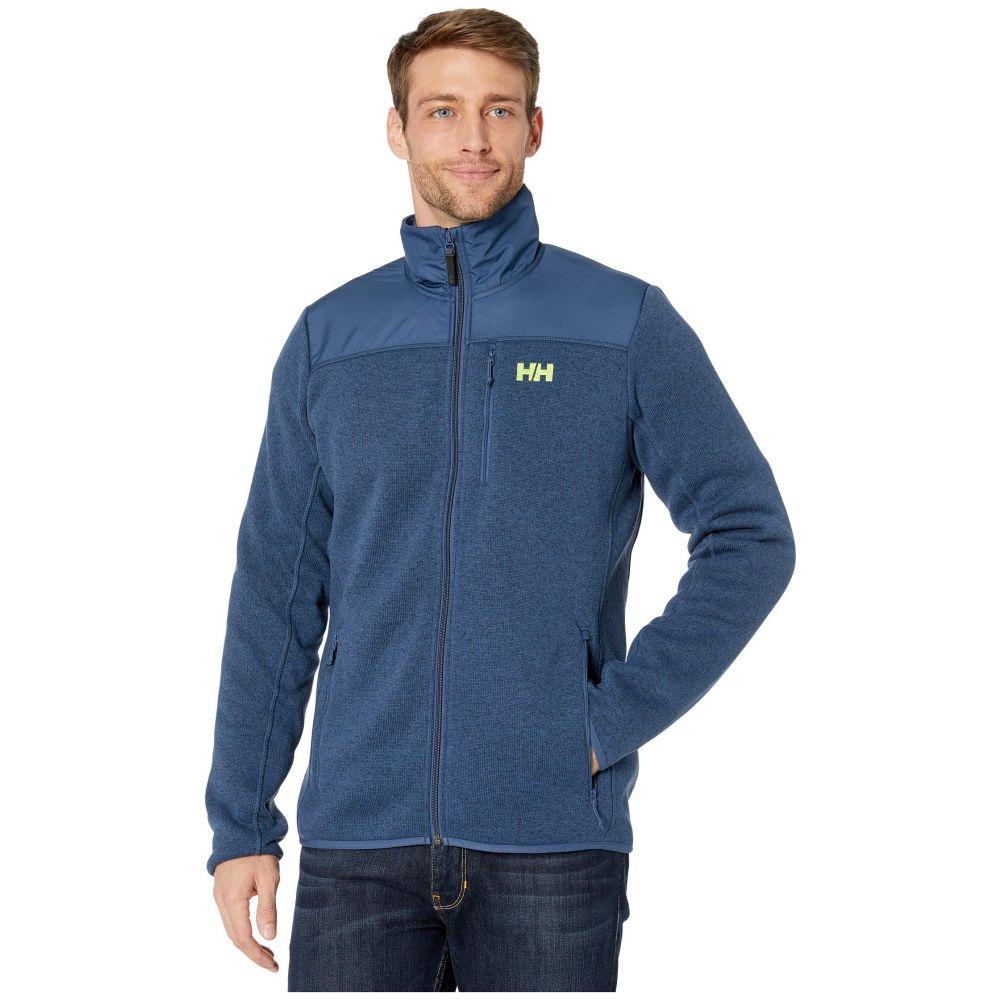 ヘリーハンセン Helly Hansen メンズ フリース トップス【Varde Fleece Jacket】North Sea Blue