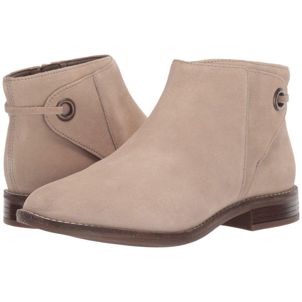 クラークス Clarks レディース ブーツ シューズ・靴【Camzin Bow】Sand Suede