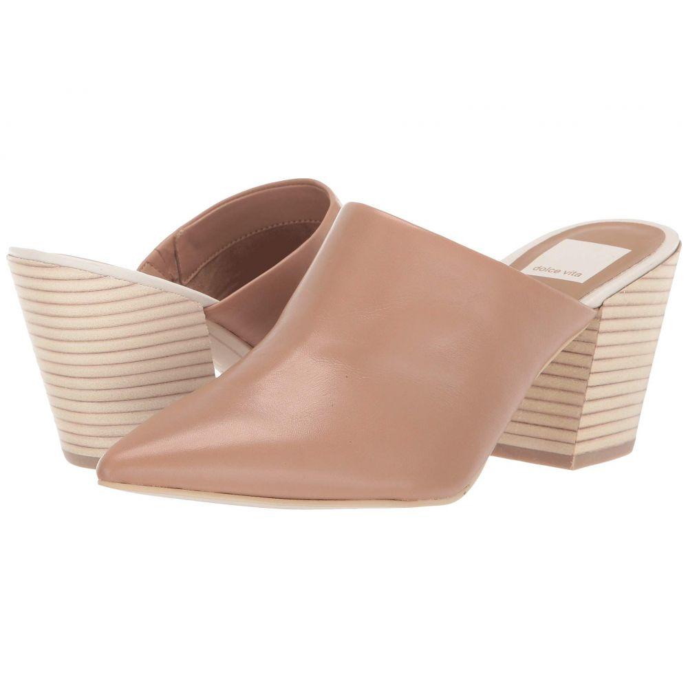 ドルチェヴィータ Dolce Vita レディース ヒール シューズ・靴【Angela】Cafe Leather