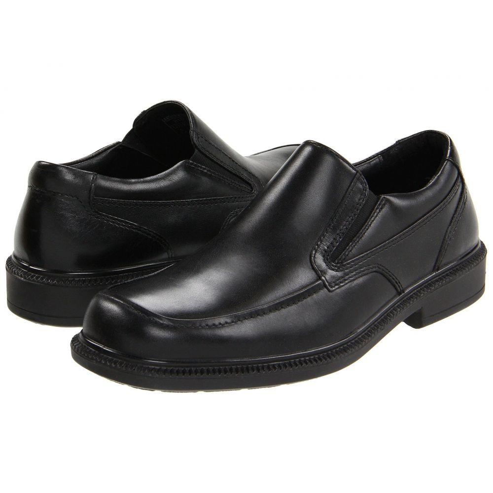 ハッシュパピー Hush Puppies メンズ ローファー シューズ・靴【Leverage】Black Leather