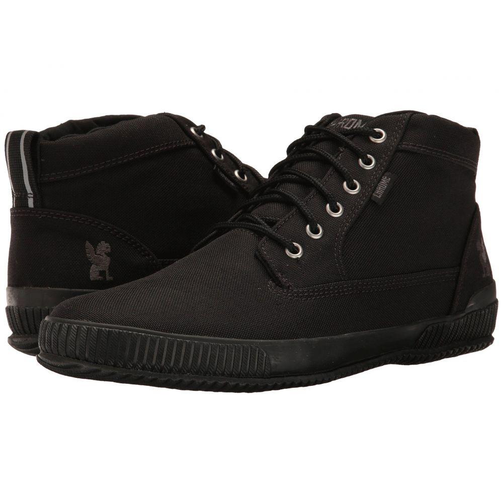 クローム インダストリーズ Chrome レディース ブーツ シューズ・靴【415 Workboot】All Black/Black