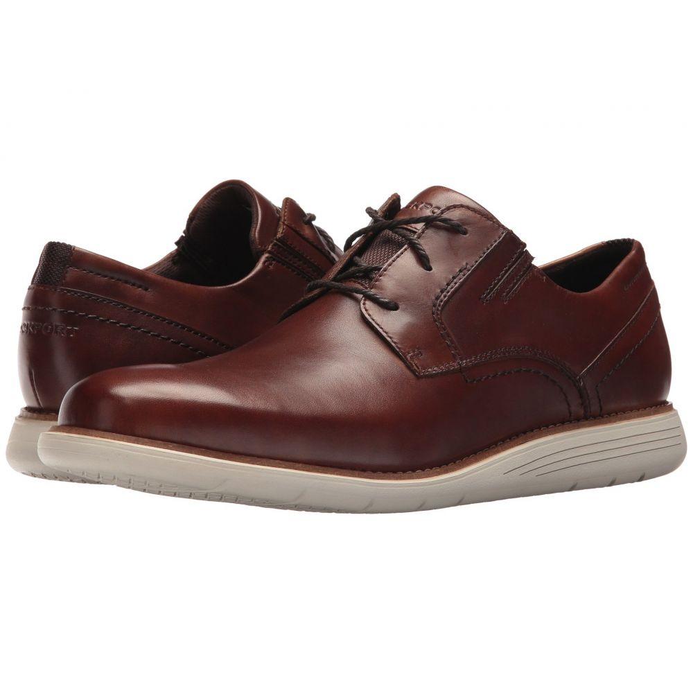 ロックポート Rockport メンズ 革靴・ビジネスシューズ シューズ・靴【Total Motion Sports Dress Plain Toe】Tan Leather