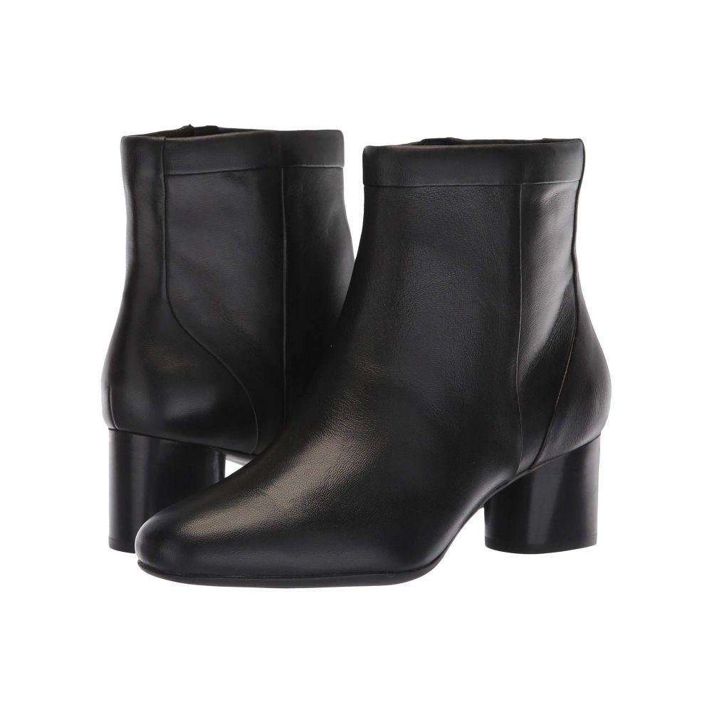 クラークス Clarks レディース ブーツ シューズ・靴【Un Cosmo Up】Black Leather