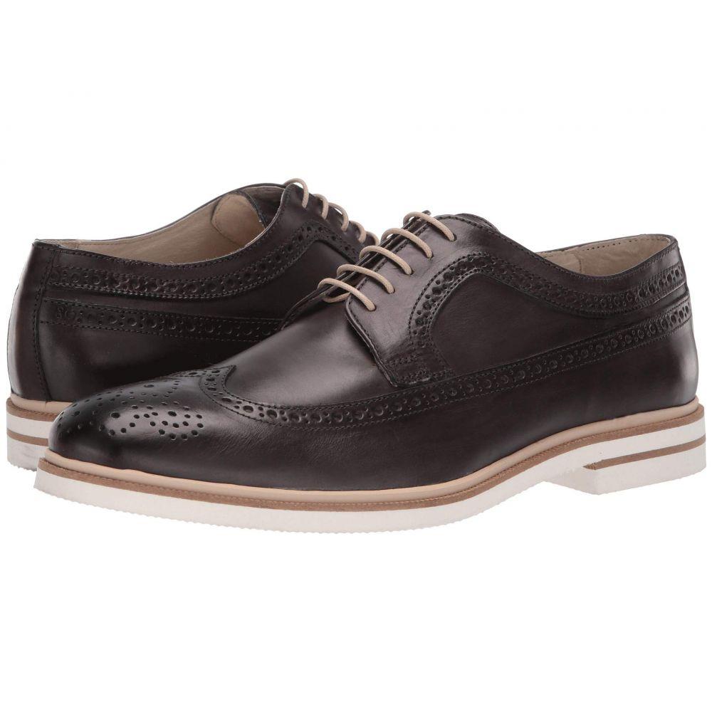 ケネス コール Kenneth Cole New York メンズ 革靴・ビジネスシューズ レースアップ シューズ・靴【Vertical Lace-Up】Grey