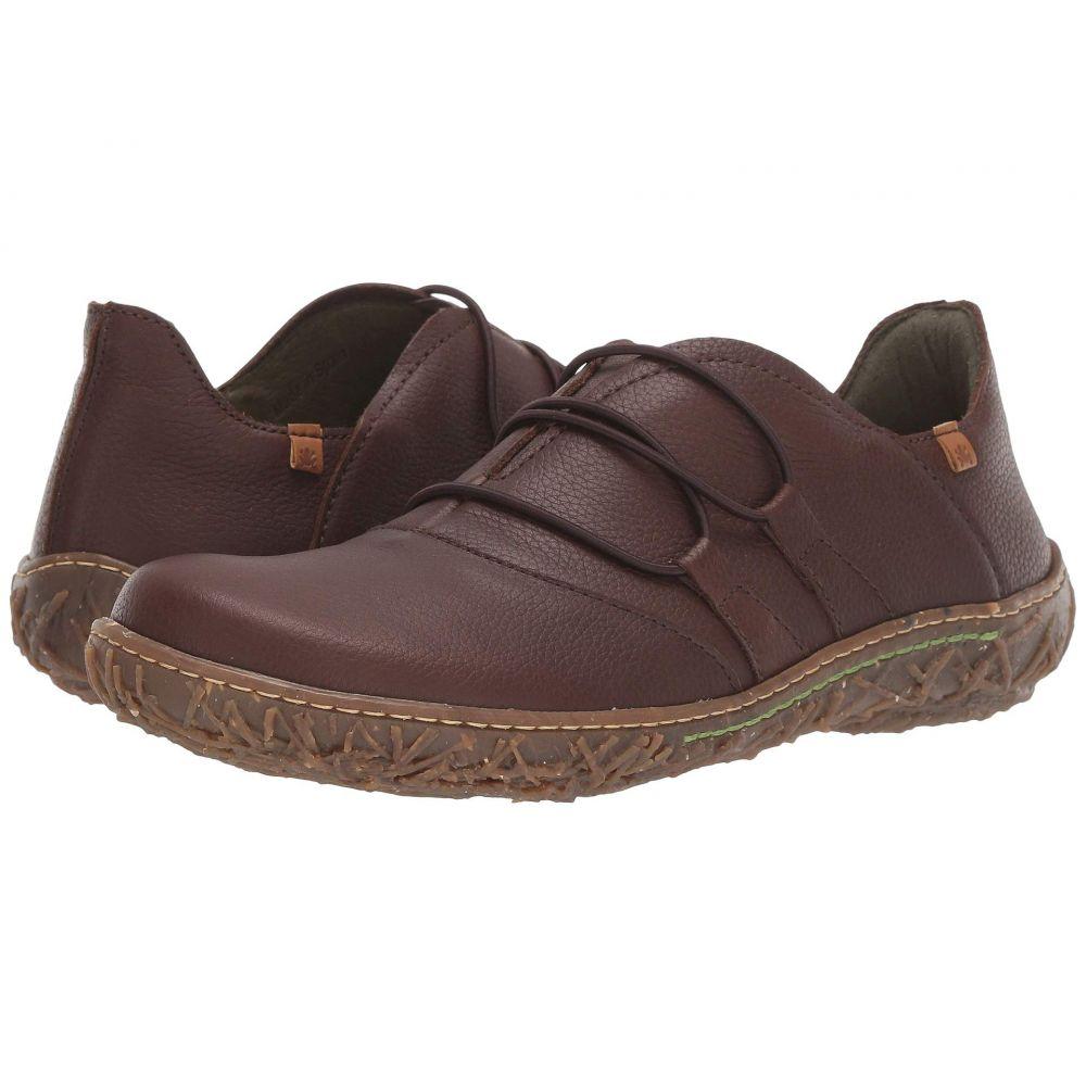 エル ナチュラリスタ El Naturalista レディース ローファー・オックスフォード シューズ・靴【Nido N5443】Brown