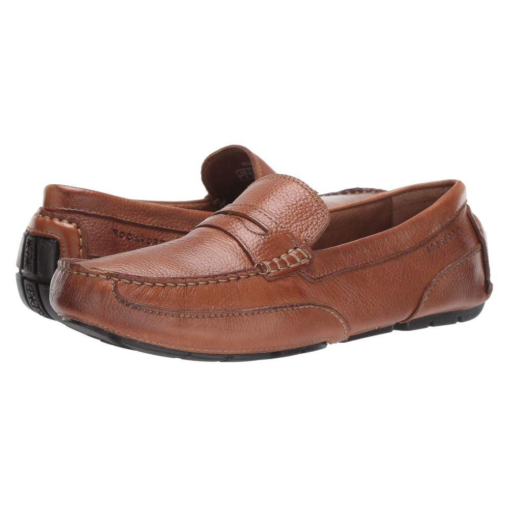ロックポート Rockport メンズ ローファー シューズ・靴【Oaklawn Park Penny】Tan