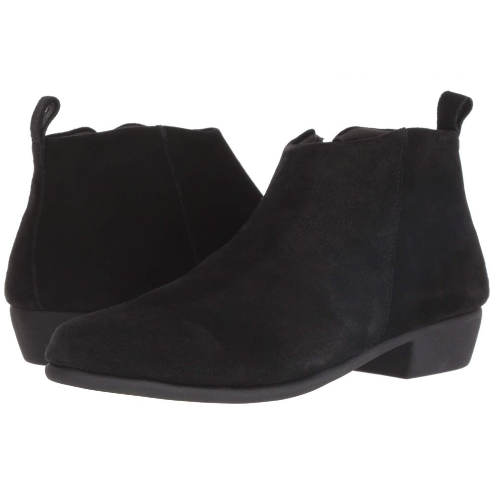 エアロソールズ Aerosoles レディース ブーツ シューズ・靴【Step It Up】Black Suede