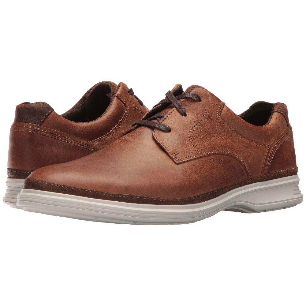 ロックポート Rockport メンズ 革靴・ビジネスシューズ シューズ・靴【DresSports 2 Go Plain Toe】New Caramel
