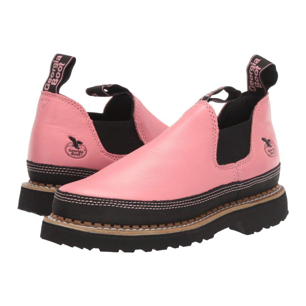 ジョージアブーツ Georgia Boot レディース ブーツ シューズ・靴【Romeo】Pink/Brown