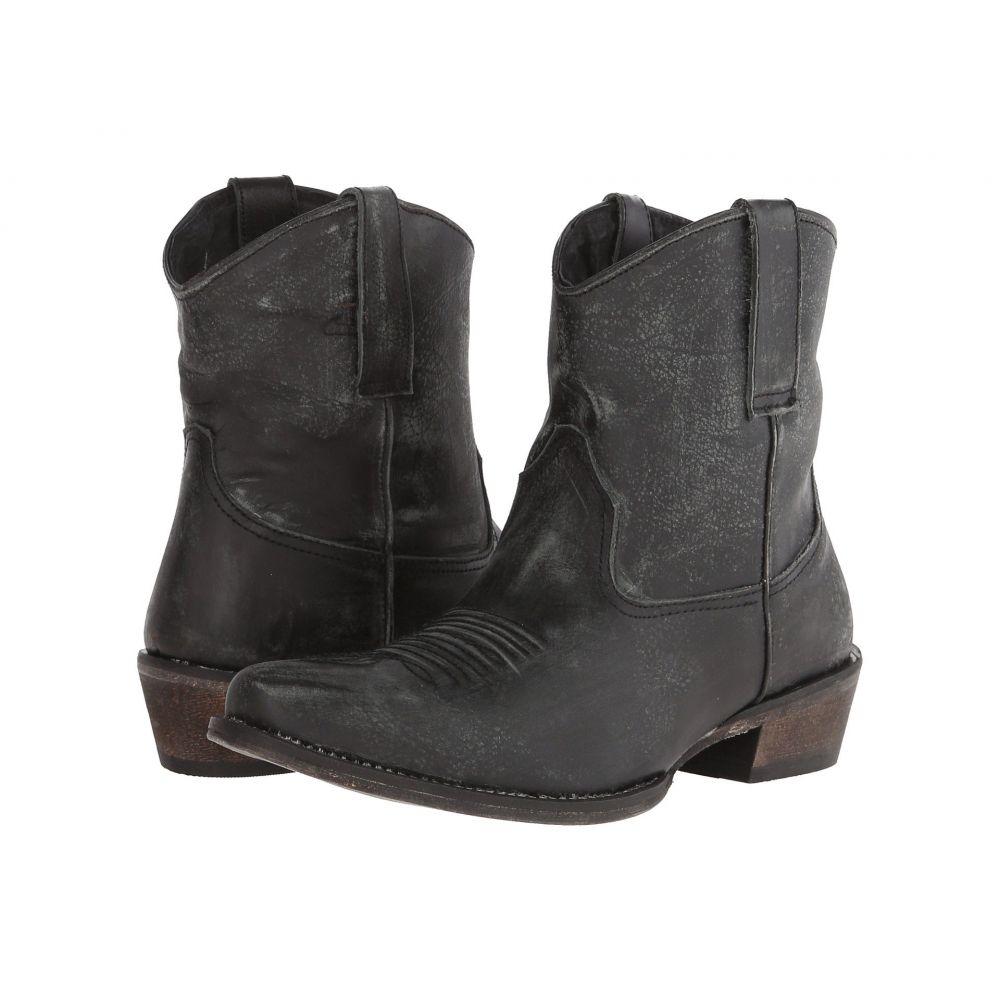 ローパー Roper レディース ブーツ シューズ・靴【Dusty】Black