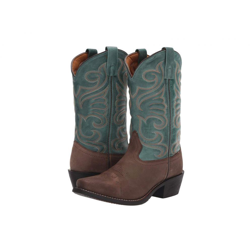 ラレド Laredo レディース ブーツ シューズ・靴【Sass】Brown/Turquoise