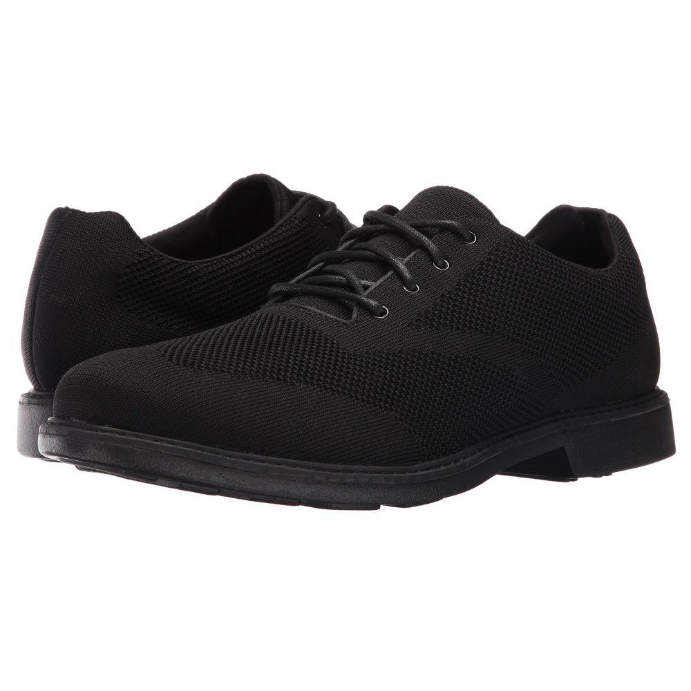 マークネイソン Mark Nason メンズ 革靴・ビジネスシューズ シューズ・靴【Hardee】Black Dressknit/Black Welt/Black Bottom