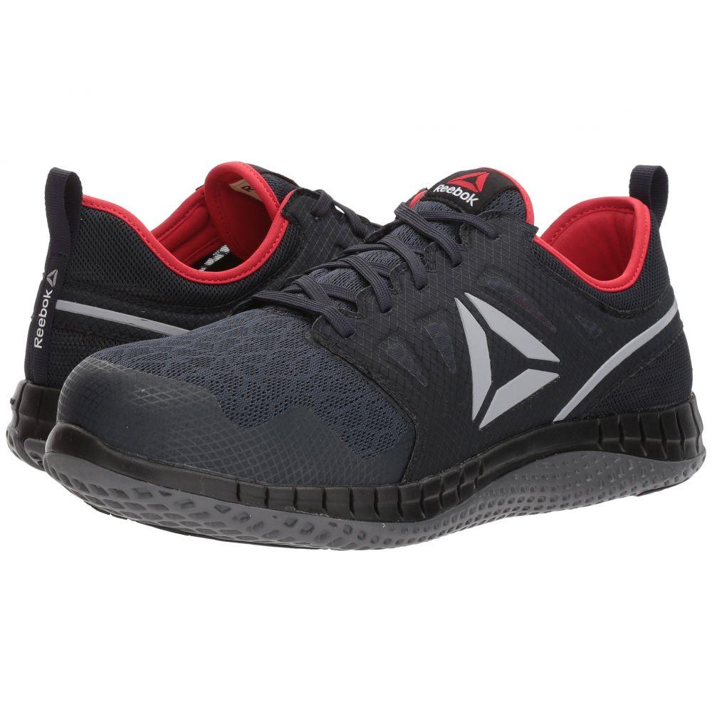 リーボック Reebok Work メンズ シューズ・靴 【Zprint Work】Navy/Red/Grey
