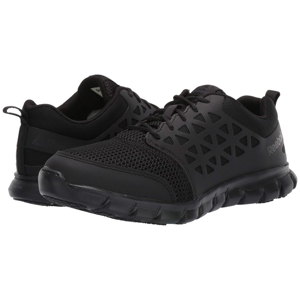 リーボック Reebok Work メンズ シューズ・靴 【Sublite Cushion Work】Black