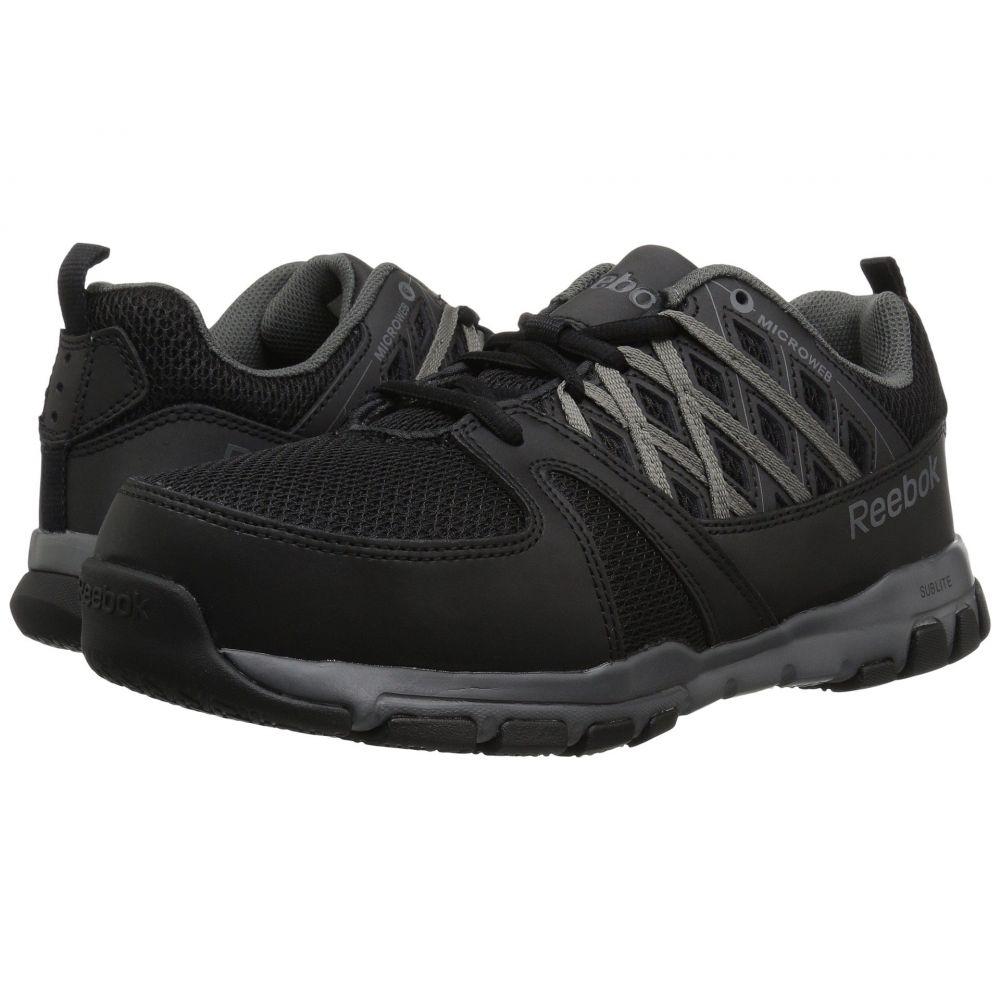 リーボック Reebok Work メンズ シューズ・靴 【Sublite Work】Black